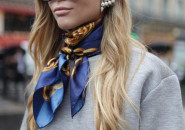 Silk or Cashmere Scarf