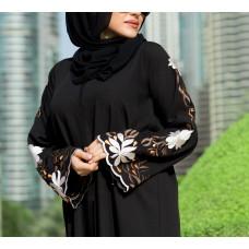 Silk Abaya