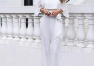 Silk or Delicate Jumpsuit