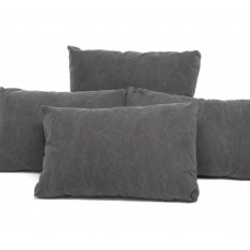 Sofa Cushion Cover - small - le Gray