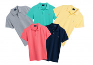 5 X Hung Polo Shirts